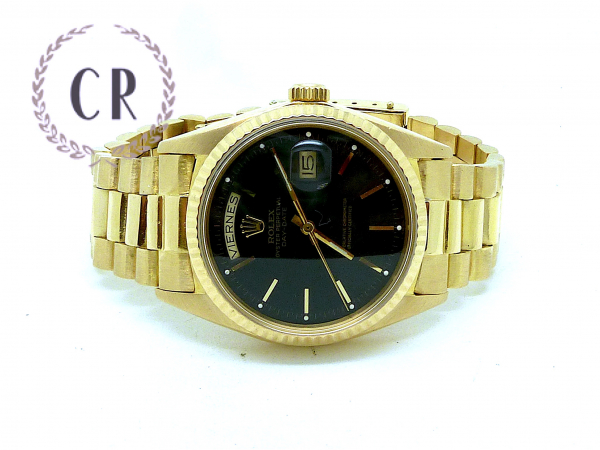 ROLEX DAY-DATE PRESIDENT ORO 18KL